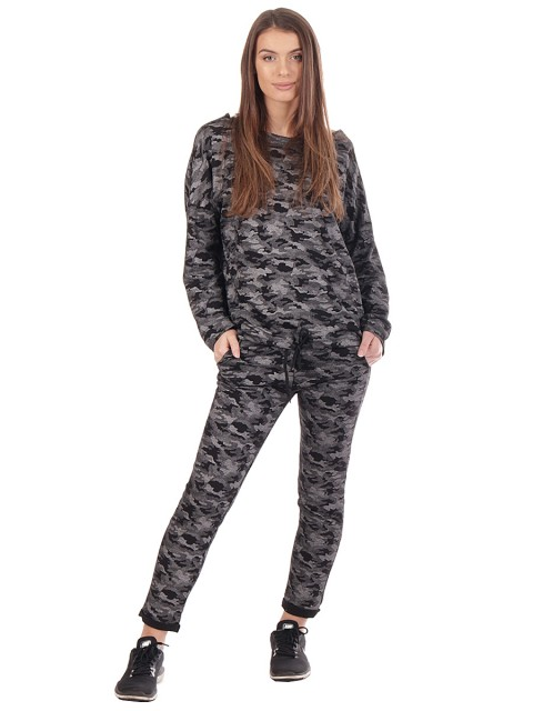 Camouflage Lounge Suit