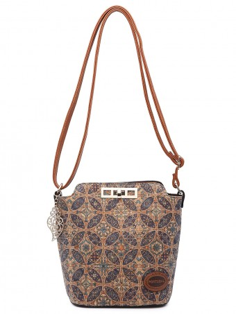 Eco Friendly Non Leather Cross Body Bag