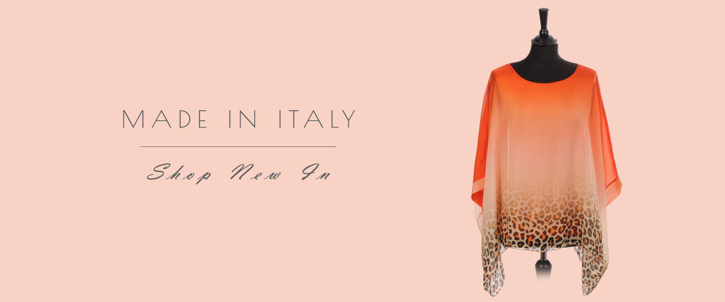 Made In Italy Wholesale New In