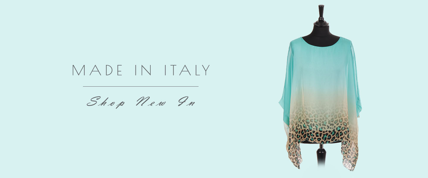 Wholesale Made In Italy Clothing